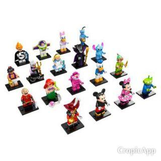 LEGO 71012 Disney Minifigure Series 1