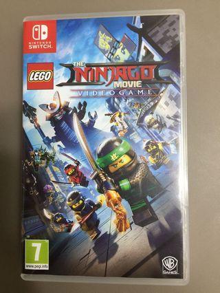 Switch Ninjago Movie Video game