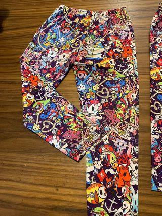 Tokidoki kids leggings