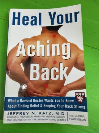 🚚 Heal your aching back
