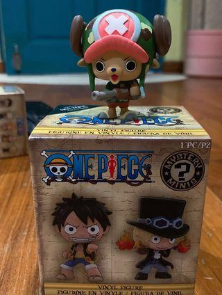 🚚 Chopper vinyl figure