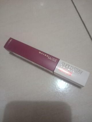 Lipstik maybeline stay matte ink
