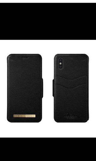 🚚 Ideal of Sweden iPhone XS Wallet Case