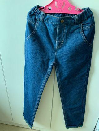 As know As Ponpoko jeans size 140