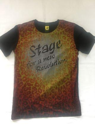 STAGE Hyaline of World T Shirt Authentic Size M