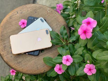 Iphone 8+ series