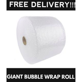 🚚 Bubble Wrap 100m * 50cm (FREE DELIVERY) - Authentic Quality - Multipurpose Wraps