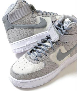 Nike AF1 Suede Grey size 40