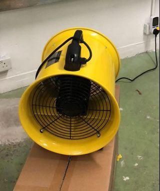12 inch blower fan