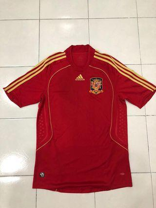 Reduced ADIDAS SPAIN EURO 2008 Jersey
