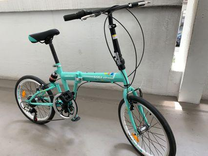 Brand New Foldable Bike go for Cheap sales