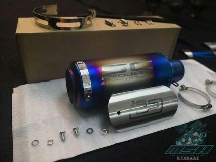 SC Project Titanium CRT