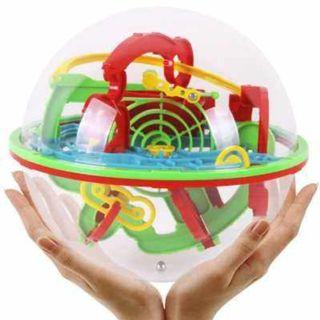 Magical Intellect Maze Ball Educational Toy