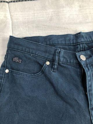 Celana jeans Lacoste