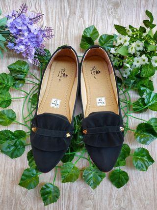 Flat Shoes wanita cantik murah FS-01
