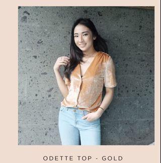 Modelano Odette Top Gold