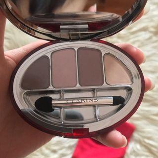Clarins Eyeshadow Palette