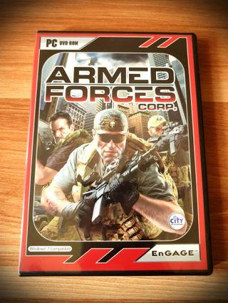 Armed Forces Corp. (2009) PC Game