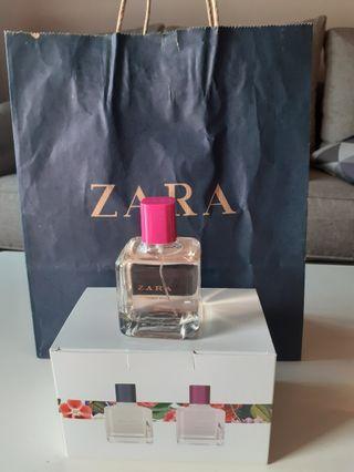 ZARA PARFUME ORIGINAL ( WONDER ROSE )
