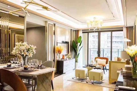 稀缺朝南3房單位,雅居樂物業,豪華裝潢,可按揭上會