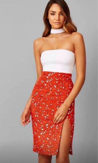 Kookai Allegra Skirt size 36 (8)