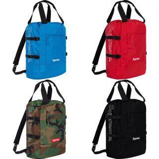 【預訂】Pre-order Supreme Week 9 Tote Backpack Utility Pouch