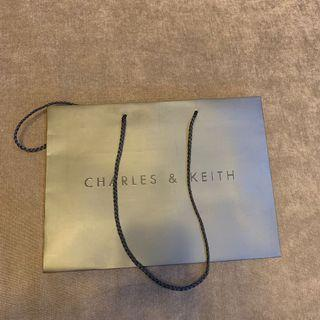 Charles and Keith Paperbag