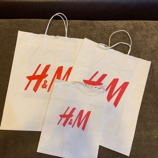 HnM Paperbag