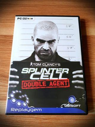 Tom Clancy's Splinter Cell: Double Agent (2006) PC Game