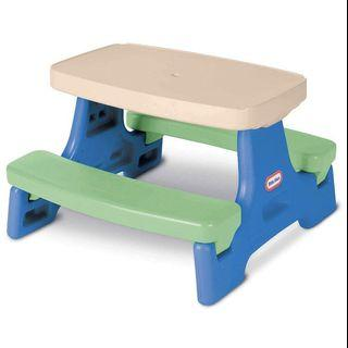 Little Tikes Table