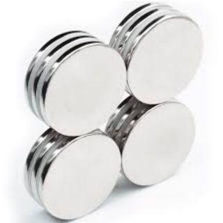 Strong Magnet Dia12mm x 2mm (T)