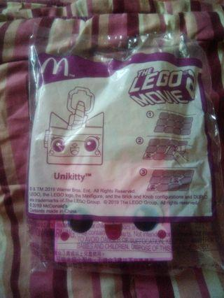 Happy meal unikitty
