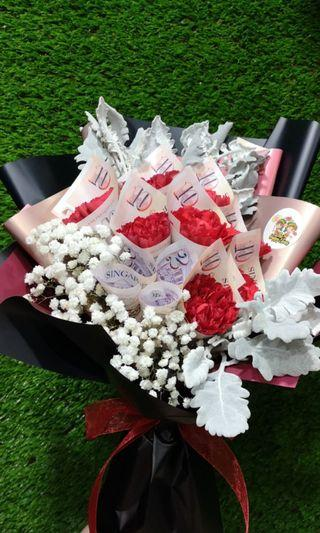 🚚 <<MOTHER'S DAY>> Practical Money Bouquet!!