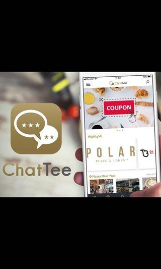 🚚 ChatTee rewards referral