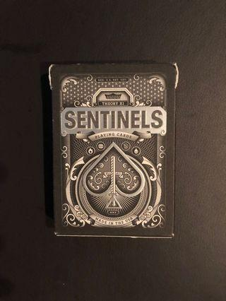 Sentinel Playing Cards by Theory11