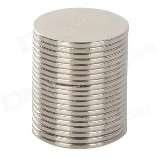 Strong Magnet Dia15mm x 2mm (T)