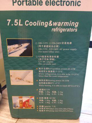 cooling & warming refrigerators