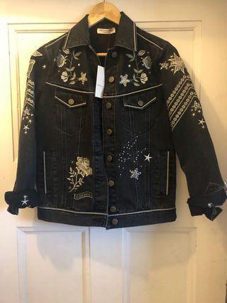 Spell Designs Celestial Jacket Xs bnwts