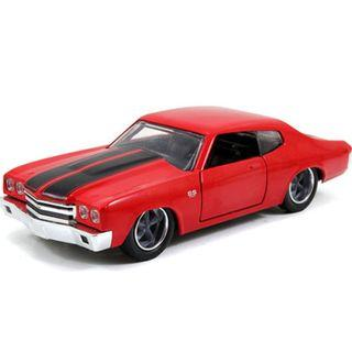 Fast & Furious 1:32 Dom's Chevy Chevelle SS, Red