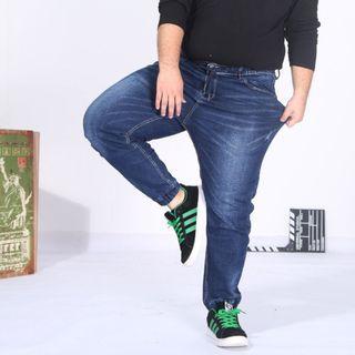 plus size jogger jeans