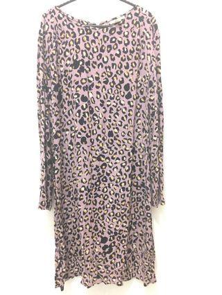 H&M Leopard Dress