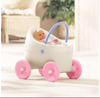 🚚 Little Tikes Classic Doll Buggy