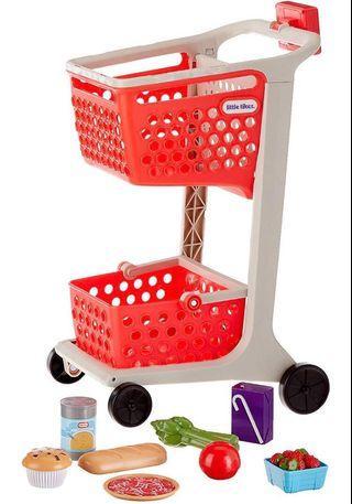 🚚 Little Tikes Shop n learn Smart Cart Shoppimg Cart