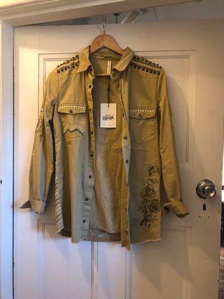 Spell Designs Wanderer Jacket Bnwt Xxs 🌸💕🌿