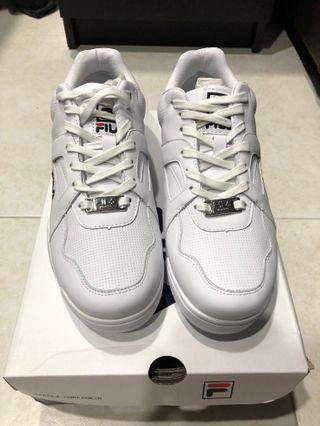 Authentic Brand New FILA White Sneaker for Woman