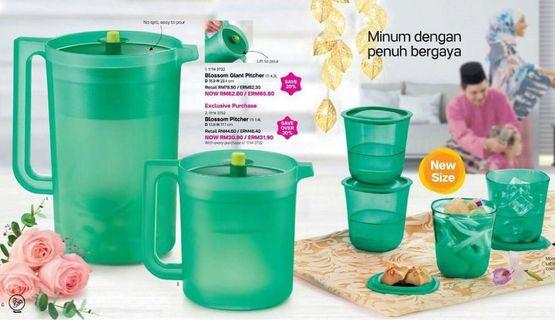 Tupperware Brands Pitcher Raya Collection