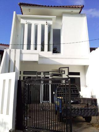 Rumah 2lantai Siap huni di Depok, kelapa dua rtm