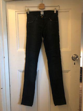 Sass and Bide Cord jeans size 25/6 with faults