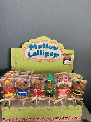🚚 Mallow lollipop