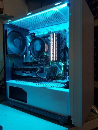 2600X RTX2060 Custom PC With 16GB ram